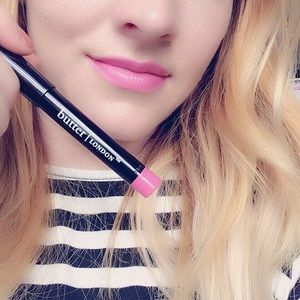 Butter London Disco Biscuit lip crayon